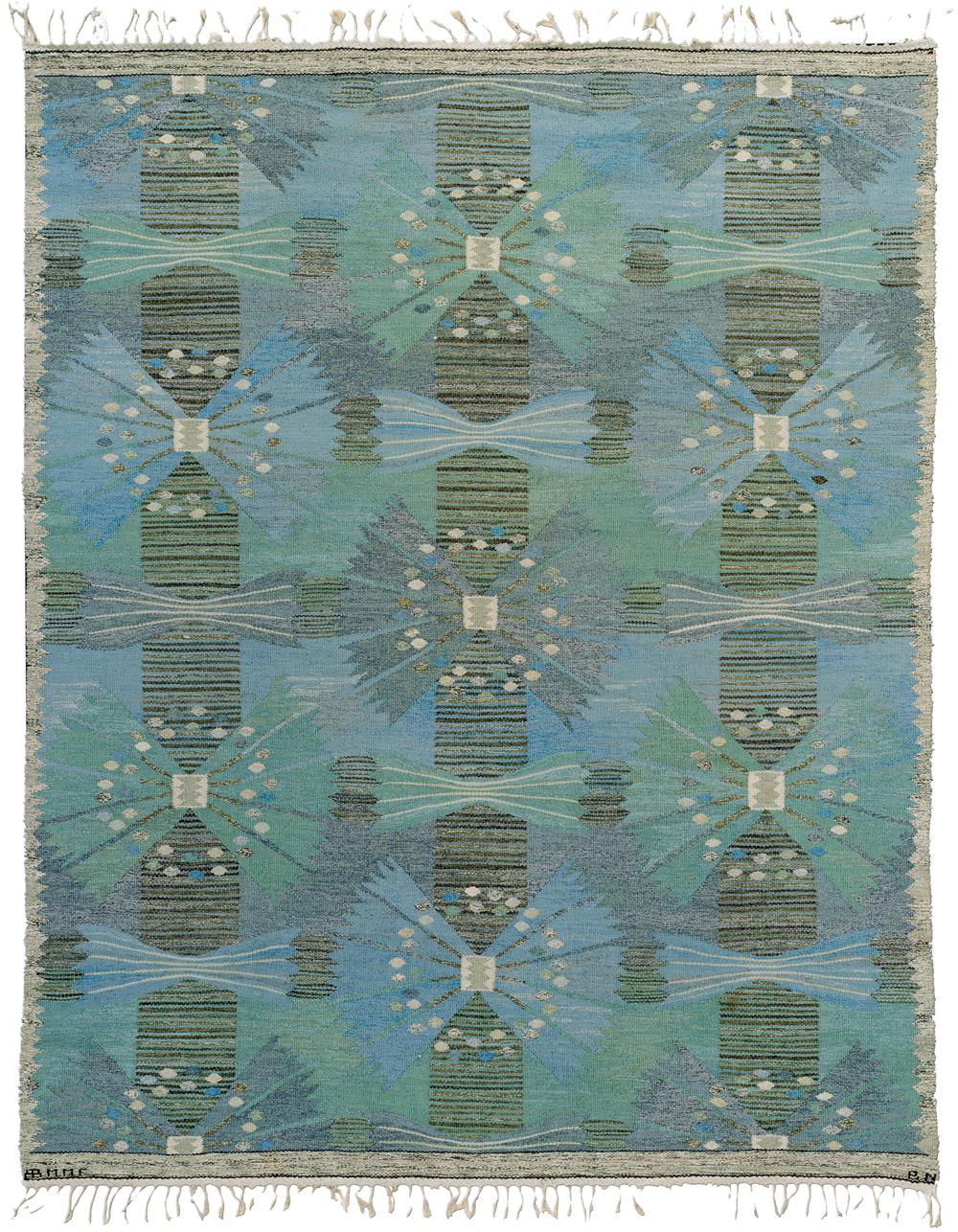 """""""Park"""" carpet designed by Barbro Nilsson"""
