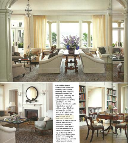 Architectural Digest August 2012