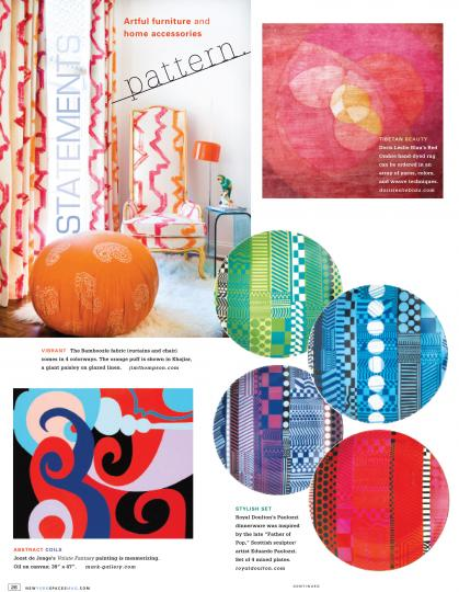NY Spaces Special issue 2012 inside