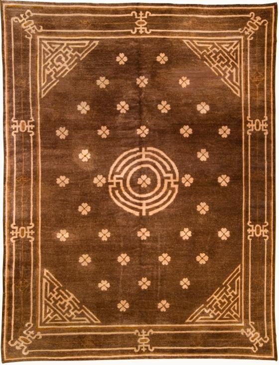BB3593 Mongolian 11.1 x 8.7 C. 1900