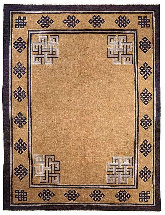 BB4146 Mongolian 11.2 x 8.8 C. 1920