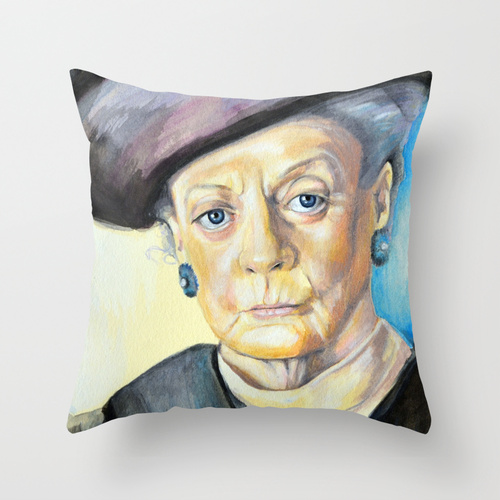 Lady Mary Pillow
