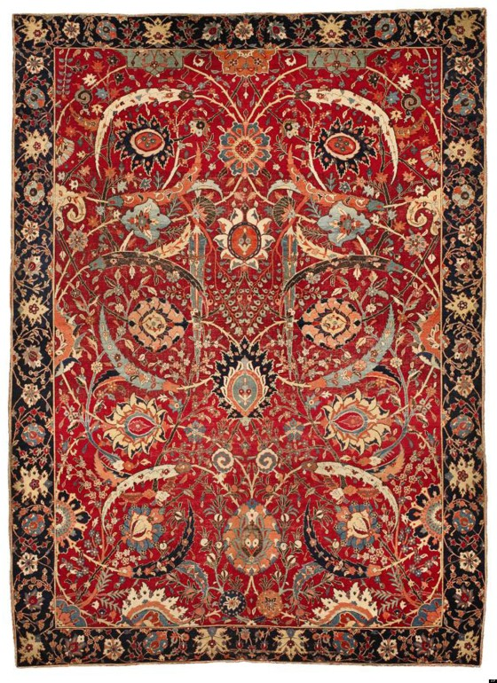 Antique Persian Rugs